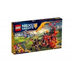 LEGO NEXO KNIGHTS 70316 VEHICULO MALVADO DE JESTRO