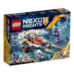 LEGO NEXO KNIGHTS 70348 DOBLE LANZA JUSTICIERA DE LANCE