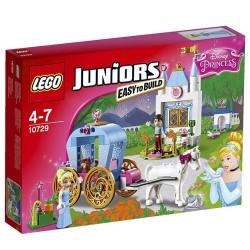 LEGO JUNIORS 10729 CARRUAJE DE CENICIENTA