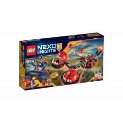 LEGO NEOX KNIGHTS 70314 CARRO DEL CAOS DEL MAESTRO DE LAS BESTIAS