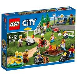 LEGO CITY 60134 DIVERSION EN EL PARQUE: GENTE EN LA CIUDAD