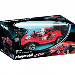 PLAYMOBIL RADIOCONTROL 9090 ROCKET RACER