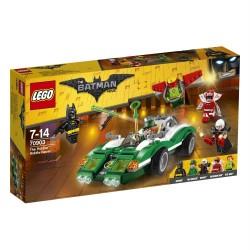LEGO BATMAN MOVIE 70903  THE RIDDLER RACER