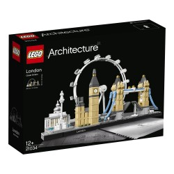 LEGO ARQUITECTURA 21034 LONDON