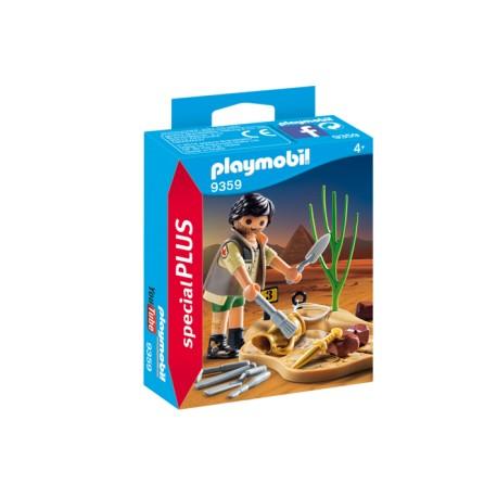 PLAYMOBIL ESPECIAL PLUS 9359 ARQUEÓLOGO