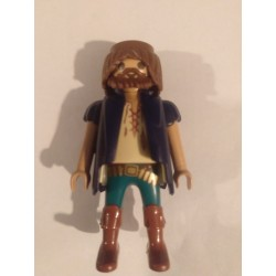 PLAYMOBIL FIGURA PIRATA DUO PACK