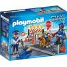 PLAYMOBIL 6878 CONTROL DE POLICIA