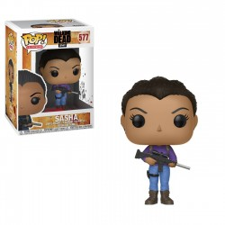 FUNKO POP THE WALKING DEAD - SASHA
