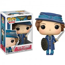 FUNKO POP WONDER WOMAN , FIGURA ETTA