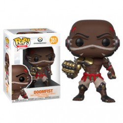 FUNKO POP OVERWATCH 2018 - DOMFIST