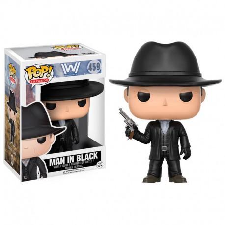 FUNKO POP WESTWORLD - MAN IN BLACK