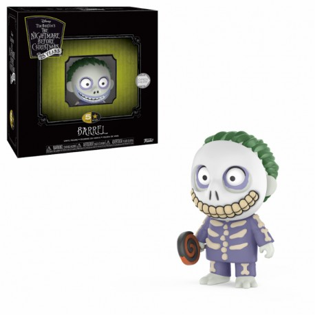 FUNKO 5 STAR NBC - BARREL