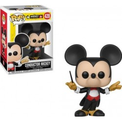 FUNKO POP MICKEY MOUSE 90 TH - CONDUCTOR MICKEY