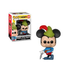FUNKO POP MICKEY MOUSE 90 TH - BRAVE LITTLE TAILOR
