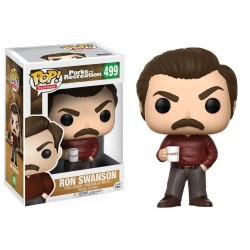 FUNKO POP PARKS AND RECREATION - RON SWANSON
