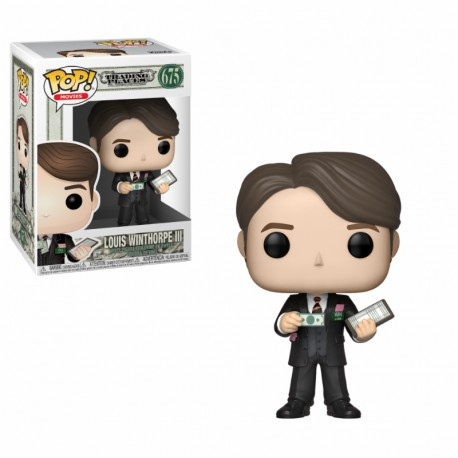 FUNKO POP TRADING PLACES - LOUIS WINTHORPE III