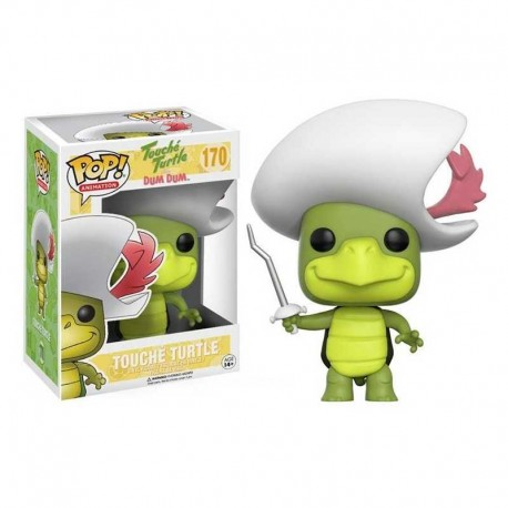 FUNKO POP TOUCHE TURTLE
