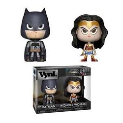 FUNKO VYNL WONDER WOMAN & BATMAN