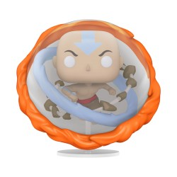 FUNKO POP AVATAR THE LAST AIRBENDER - AANG ALL ELEMENTS