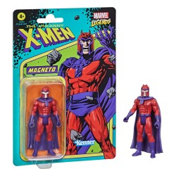 HASBRO MARVEL LEGENDS RETRO COLLECTION 10 CM - MAGNETO