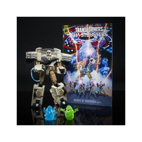 HASBRO Transformers Generations Ectotron Ecto-1