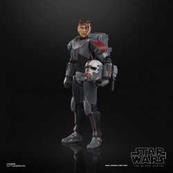 HASBRO STAR WARS: THE BLACK SERIES 15 CM BAD BATCH HUNTER (CLONE WARS)