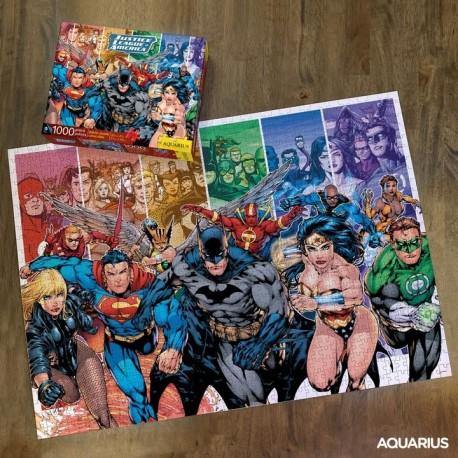 PUZZLE DC Comics Puzzle Justice League (1000 piezas)