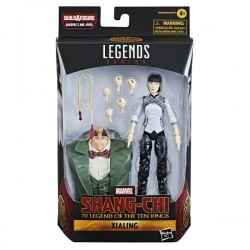 MHASBRO MARVEL LEGENDS XIALING (SHANG-CHI AND THE LEGEND OF THE TEN RINGS)