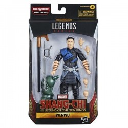HASBRO Marvel Legends Wenwu (Shang-Chi and the Legend of the Ten Rings)