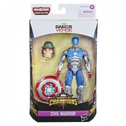 HASBRO Marvel Legends Contest of Champions Civil Warrior