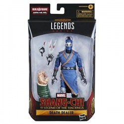 HASBRO Marvel Legends Death Dealer (Shang-Chi and the Legend of the Ten Rings)