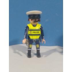 PLAYMOBIL POLICIA CON PISTOLA - 10/6/21