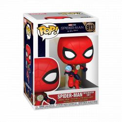 FUNKO POP SPIDER-MAN NO WAY HOME - SPIDER.MAN INTEGRATED SUIT