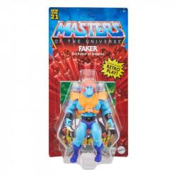 MATTEL MASTER DEL UNIVERSO - FAKER