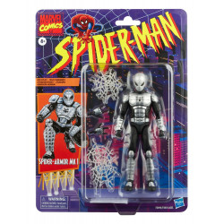 HASBRO Spider-Man Marvel Legends Series Figura 2022 Spider-Armor Mk I 15 cm
