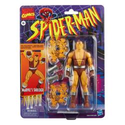 HASBRO Spider-Man Marvel Legends Series Figura 2022 Marvel's Shocker 15 cm