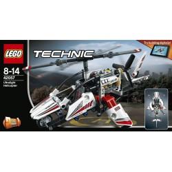 LEGO TECHNIC 42057 HELICOPTERO ULTRALIGERO