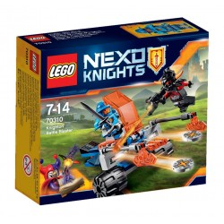 LEGO NEXO KNIGHTS 70310  DESTRUCTOR DE COMBATE KNIGHTON
