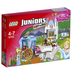 LEGO JUNIORS 10729 CARRUAJE DE CENICIENTA