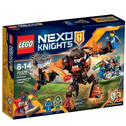 LEGO NEOX KNIGHTS 70325 INFERNO CAPTURA A LA REINA
