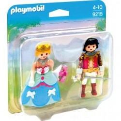 PLAYMOBIL 9215 DUO PACK PRINCIPES MÉDIEVALES