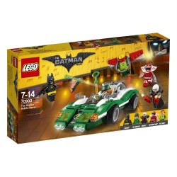 LEGO BATMAN MOVIE 70903  THE RIDDLER RACER