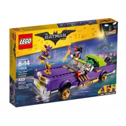 LEGO BATMAN 70906 COCHE MODIFICADO DE EL JOKER