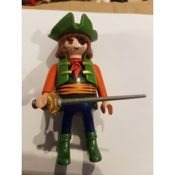 PLAYMOBIL PIRATA CON SABLE