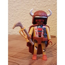 PLAYMOBIL INDIO SERIE 11