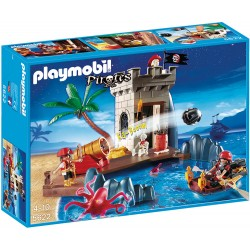 PLAYMOBIL 5622 SET PIRATA CON TORRE