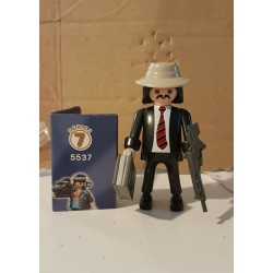 PLAYMOBIL GANGSTER SERIE 7