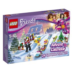 41326 CALENDARIO DE ADVIENTO LEGO FRIENDS