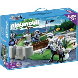 PLAYMOBIL 4014 BASTION MEDIEVAL