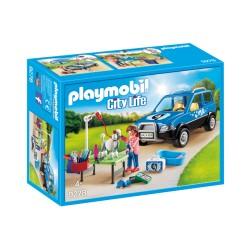 PLAYMOBIL 9278 COCHE DE PELUQUERIA A DOMICILIO
